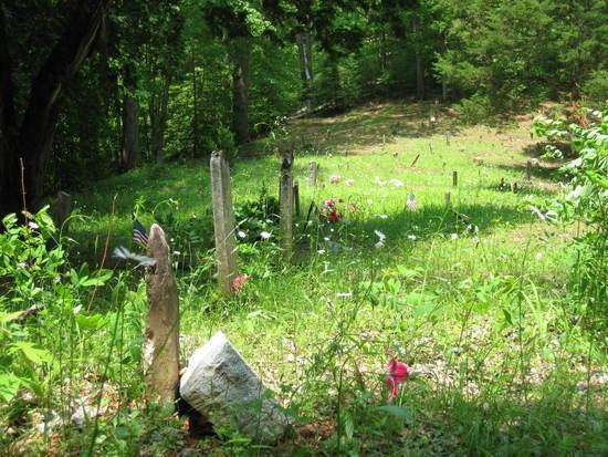 graves near proctor