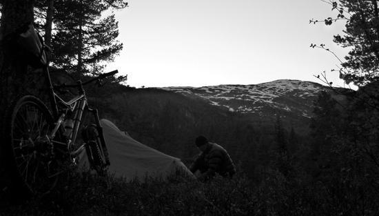 bikepacking in Voss -Norway