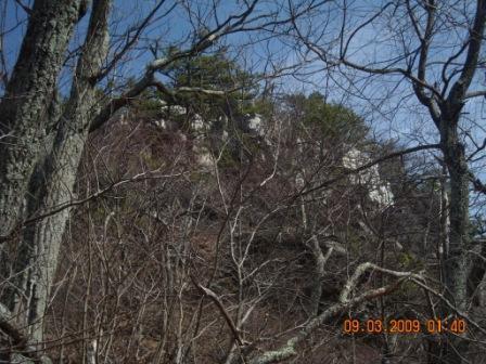 Rocks we climbed