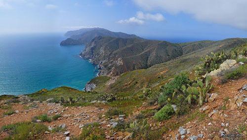 Santa Catalina Island from PlanetRambler.com