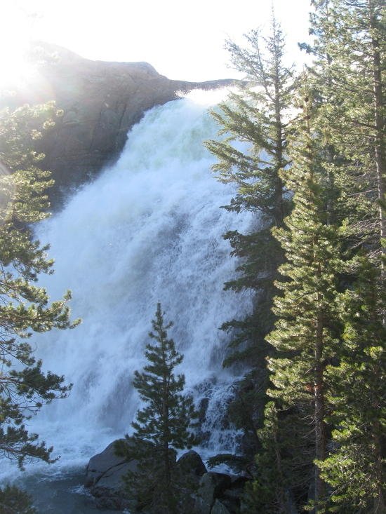Glen AUlin Falls