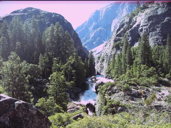 Muir Gorge