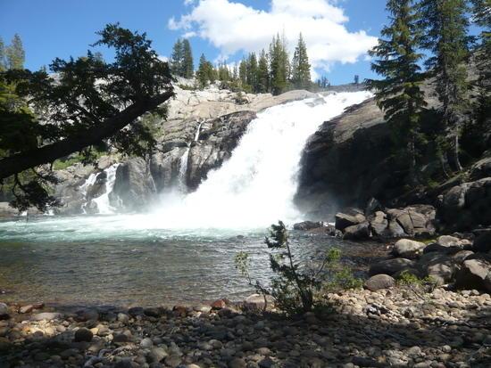 White Cascade Falls