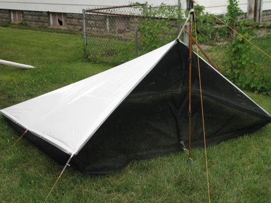 LDPE tent