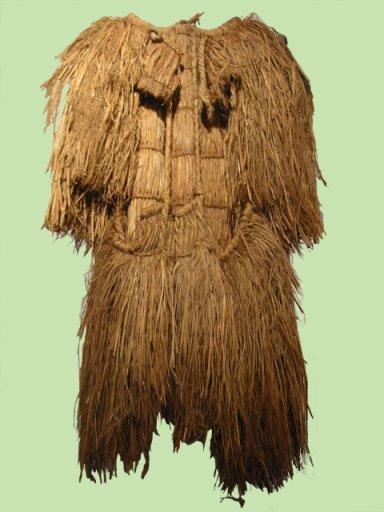 Bamboo coat