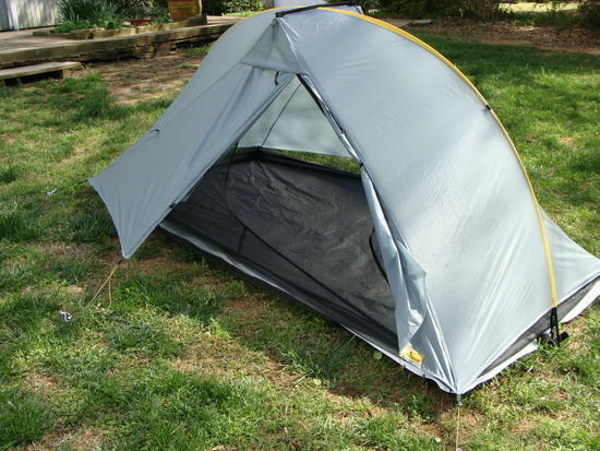 Rainbow & Performance Appraisal of the Tarptent Moment - Backpacking Light