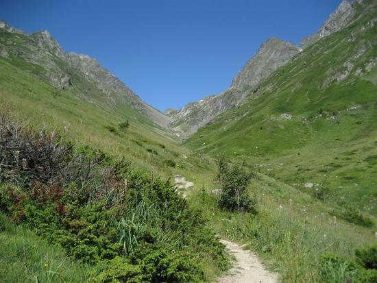 Val d'Arrious 1652