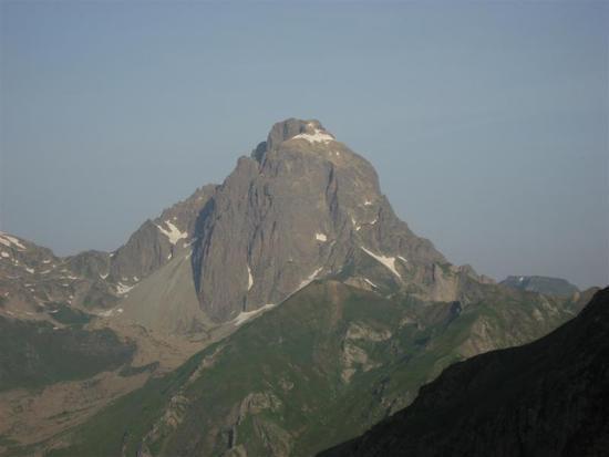 Pic du Midi d'Ossau 1693
