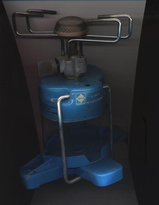 GAZ Bluet S 200 S Stove