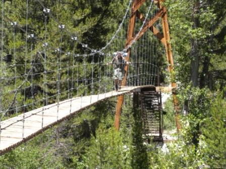 Woods Crossing Bridge