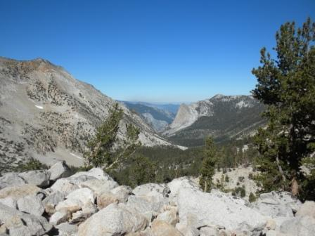 Charlotte Creek Canyon