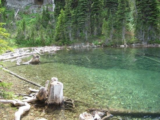 Sanders Lake 1