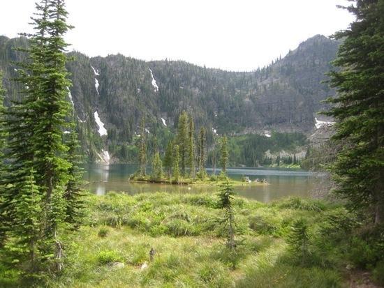 sanders Lake 8