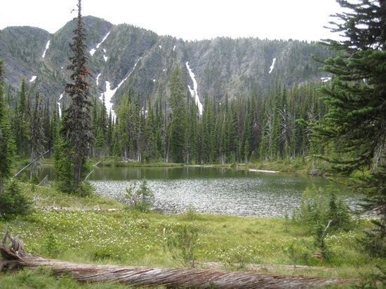 detour to Glacier Lake