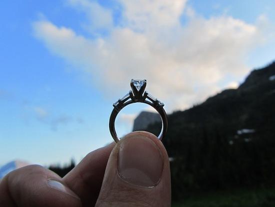 ring, boulder