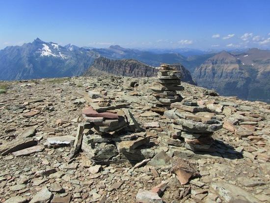 summit cairns