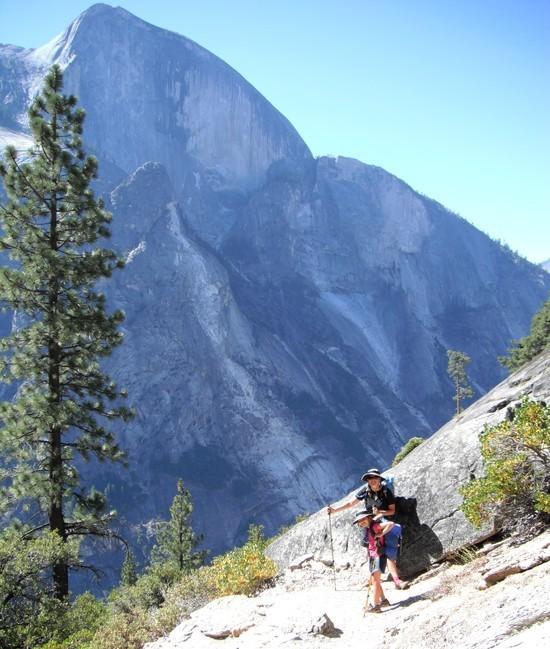 Snow Creek trail