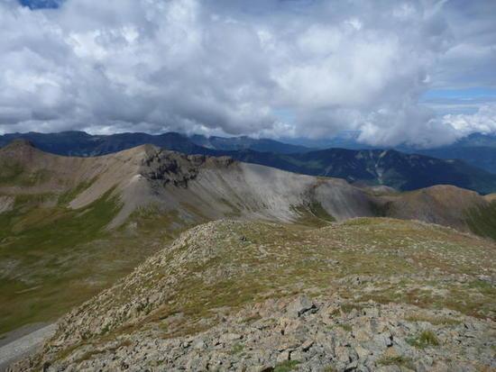 Montezuma Peak view 1