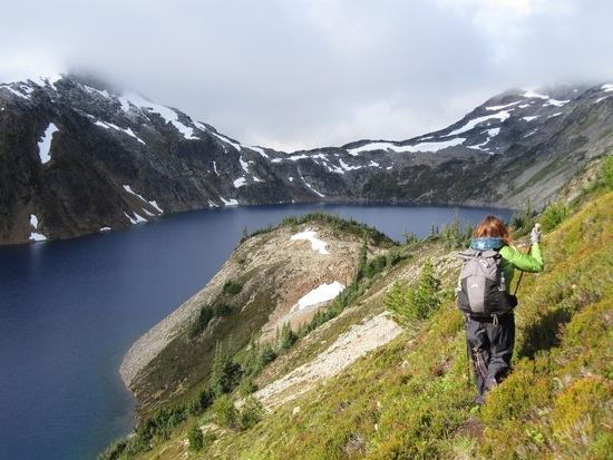 Stein Valley Traverse Bc 8 Days Backpacking Light