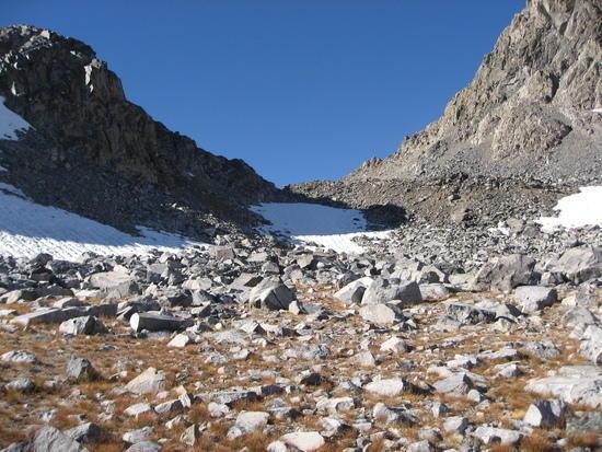 glacier lake pass