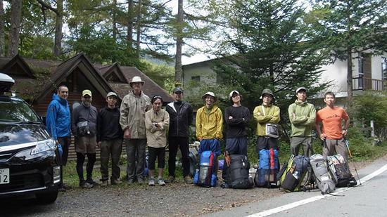 Glen Van Peski Japan Hike 001
