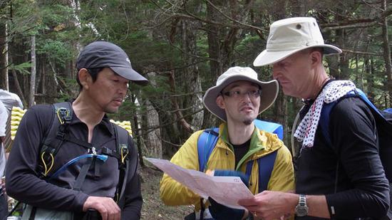Glen Van Peski Japan Hike 002