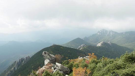 Glen Van Peski Japan Hike 003