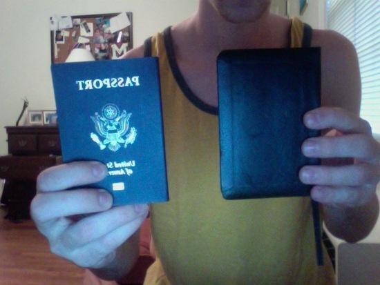 Bibe, Passport