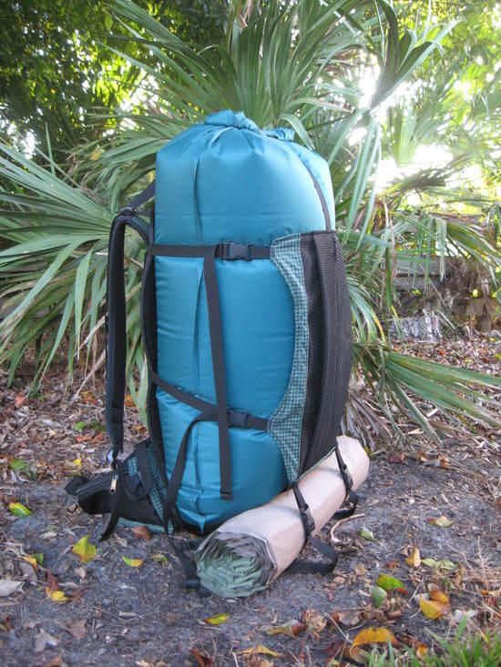 Mountainfitter 70d heat welded drybag