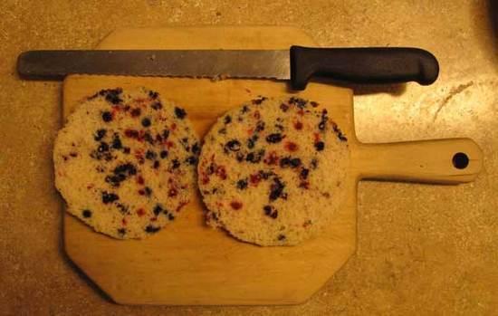 Baking M3