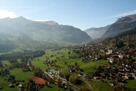 gindelwald valley