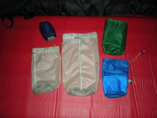 stuff sack 1