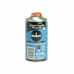 Bernzomatic gas canister