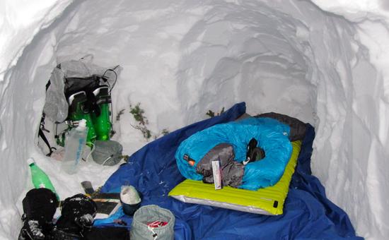 GoLite Snow Cave