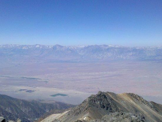 Sierra Nevada from White Mountain Peak