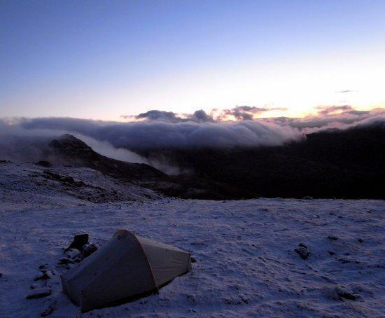 Sca Fell summit