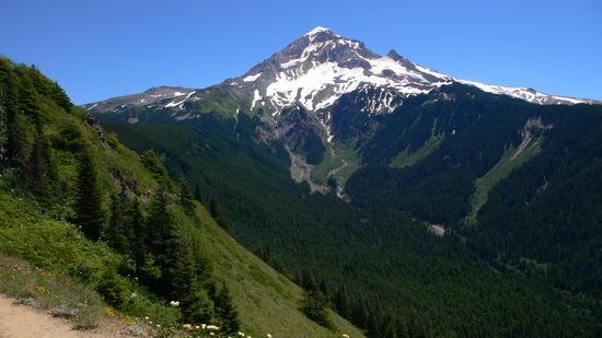 Mt. Hood low