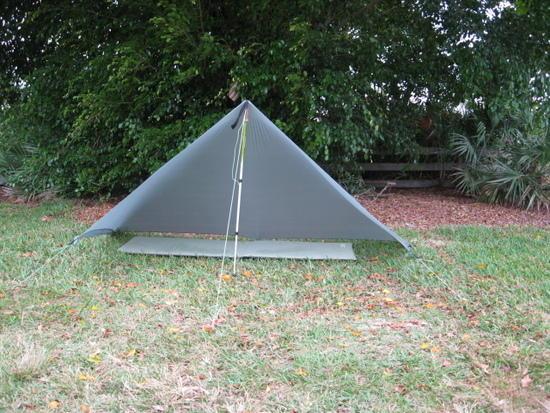 Mountainfitter Silnylon Hammock/Tarp Hybrid