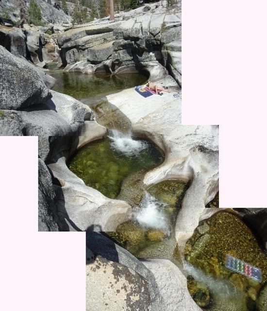 dinkey pool