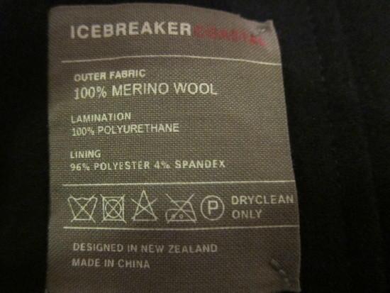 5af9b319260 FS: Non-UL Icebreaker jacket, REI Taku rain jacket - Backpacking Light