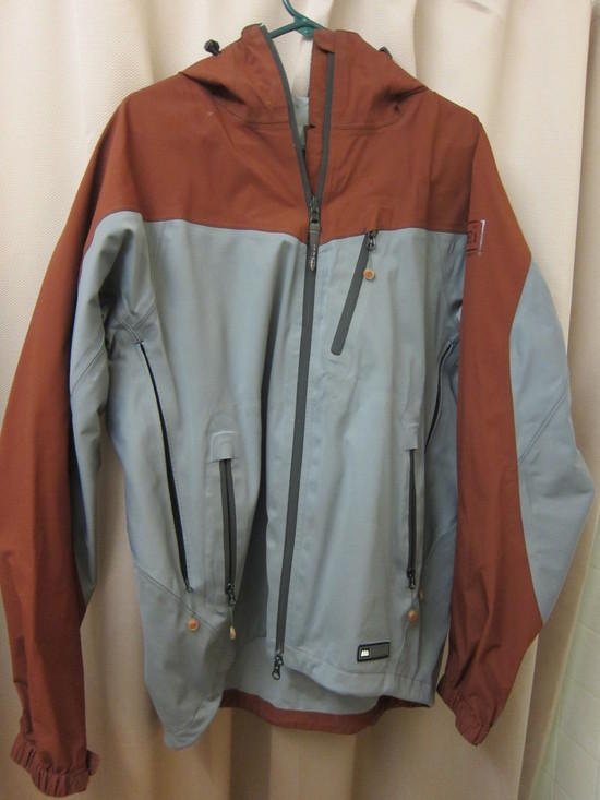 461522b99a0 Nice, non-UL jacket kept around as a spare from pre-BPL weight-obsessing  days. 19.7oz.