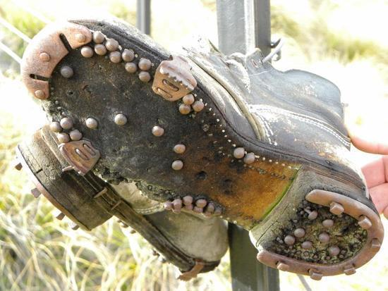 Nail my boots