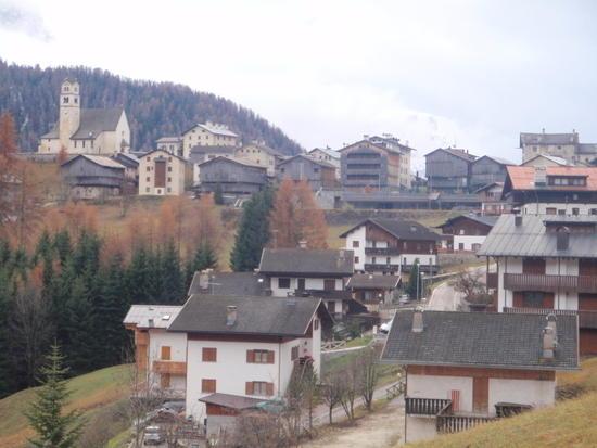 Resort village