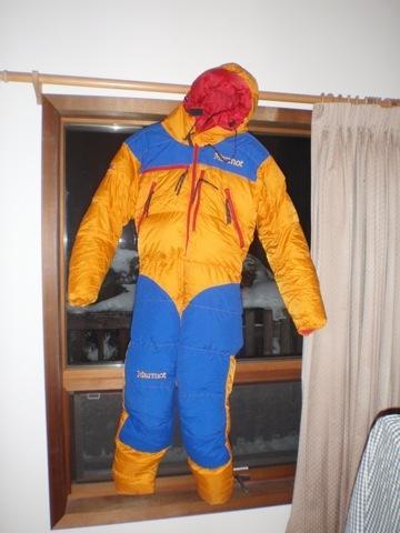 Marmot Suit