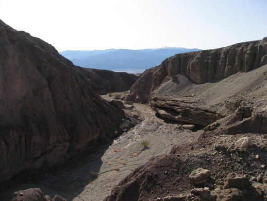 Indian Pass Route - Death Valley - February