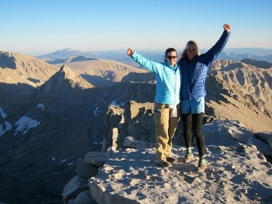 Day 14, mile 211 Mt. Whitney