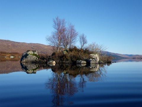 On Loch Laidon