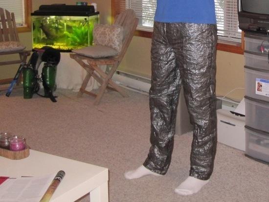 Cuben Pants 3