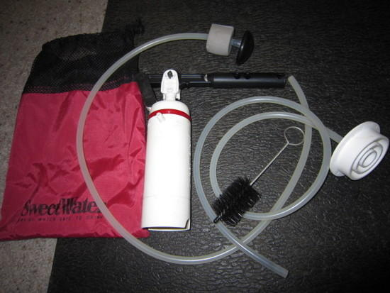Sweetwater Filter