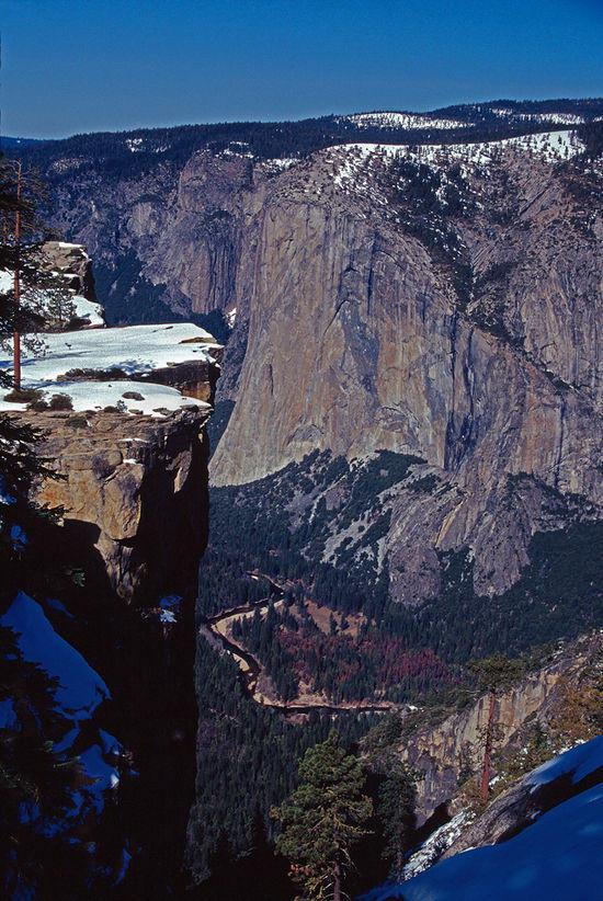 Taft Point, Yosemite National Park